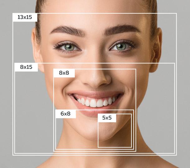 Области компьютерной томографии зубов